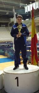 Marc, campeón juvenil