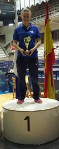 Marina, campeona juvenil